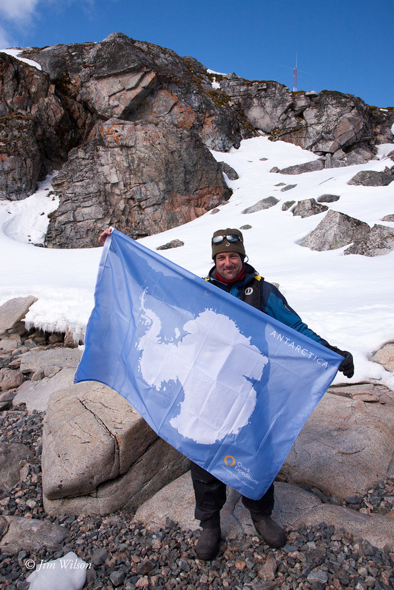 MC__5384 Mark Carmody on Antarctica