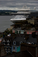 Cobh and Crown Princess