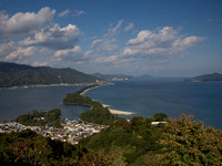 Amanohashidate - Bridge to heaven