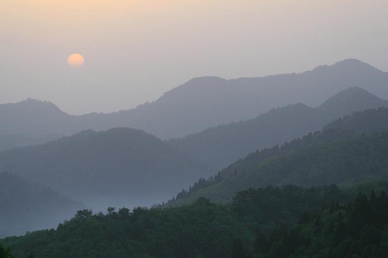 Ashiu Forest...Dawn